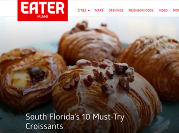 South Florida's 10 Must-Try Croissants